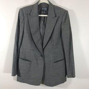 Lafayette 148 NY wool blend blazer size 12